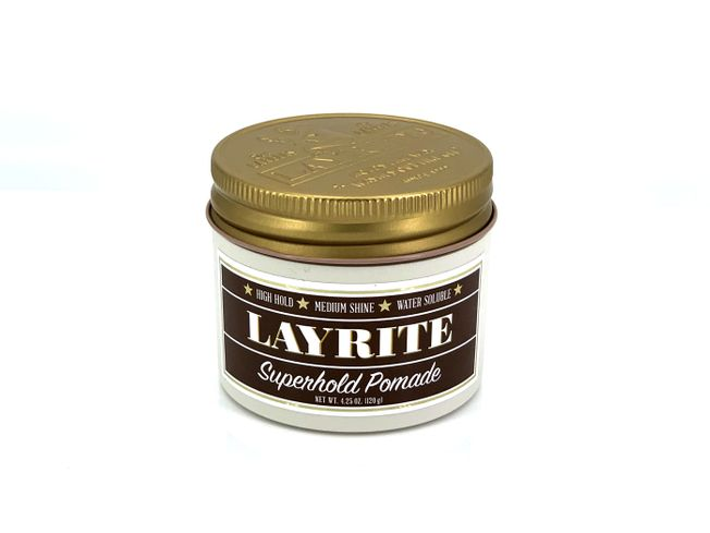 Layrite Superhold Pomade L