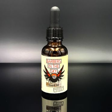 "Barbers In The Sky Beard Oil - ""Snooker 8"" (Hannover Edition)"
