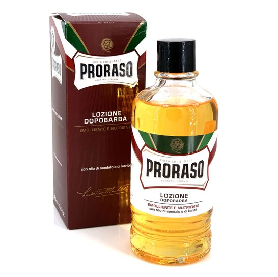 Proraso After Shave Lotion Red