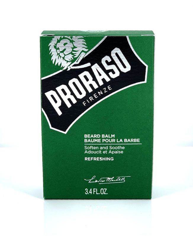 Proraso Beard Balm Refresh Green