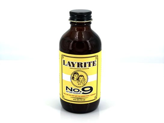 Layrite No. 9 Aftershave