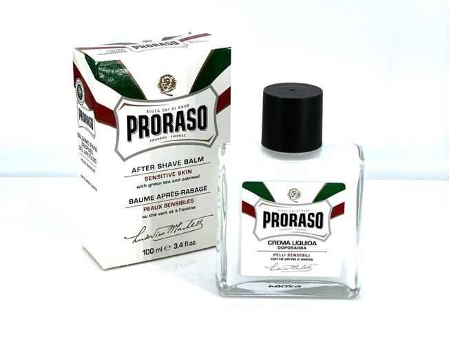 Proraso After Shave Balm Sensitiv White