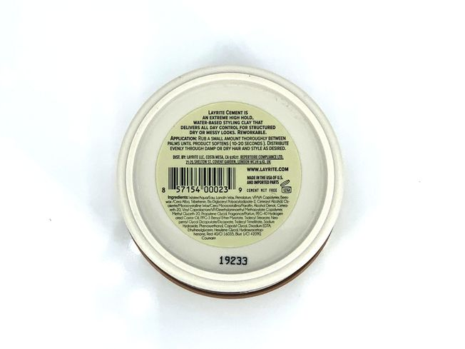 Layrite Cement Pomade L