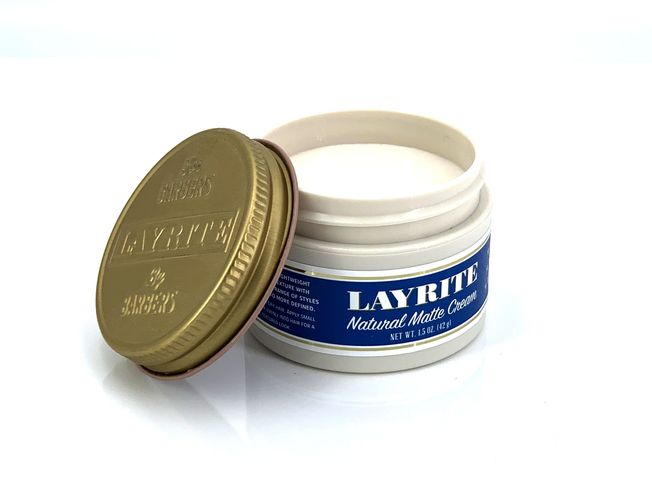 Layrite Natural Matte Pomade S